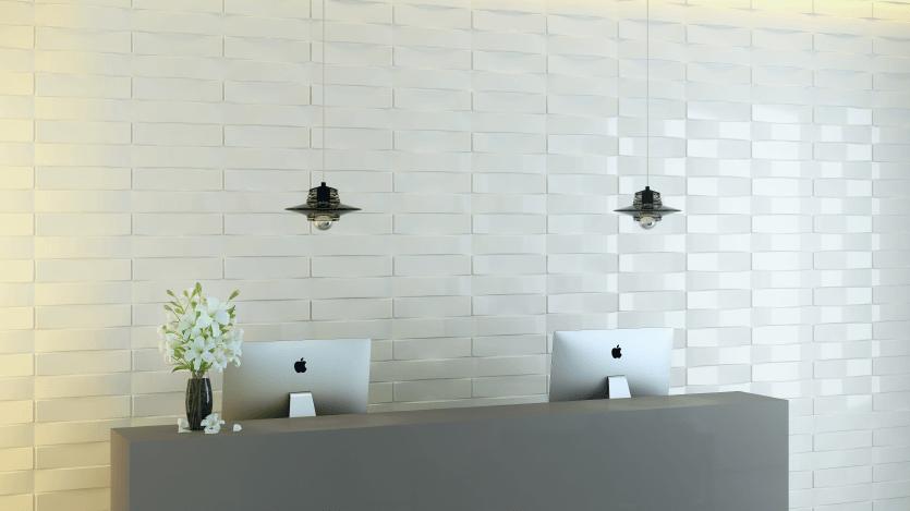 office 3d wall panel - muros