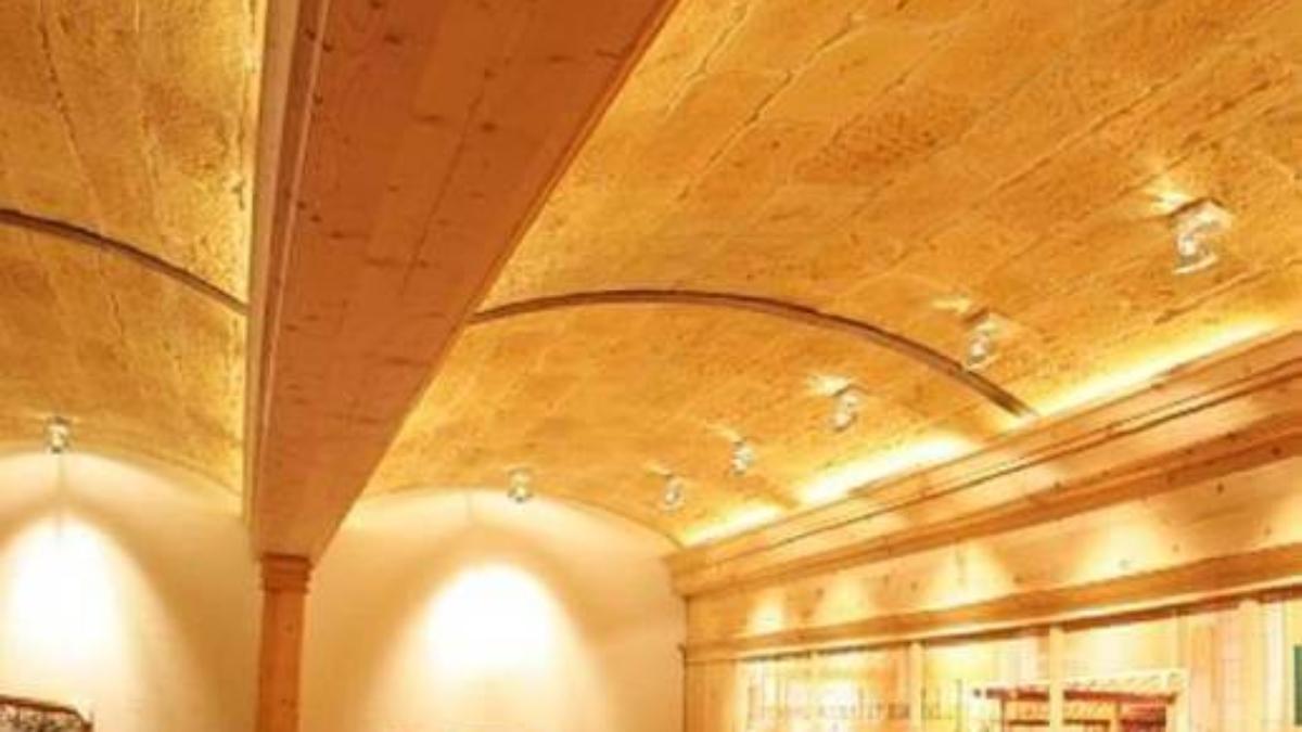 tile wall panel cellar - muros