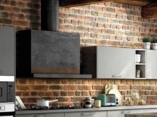 classic kitchen interior brick stone 3m wall panel - muros