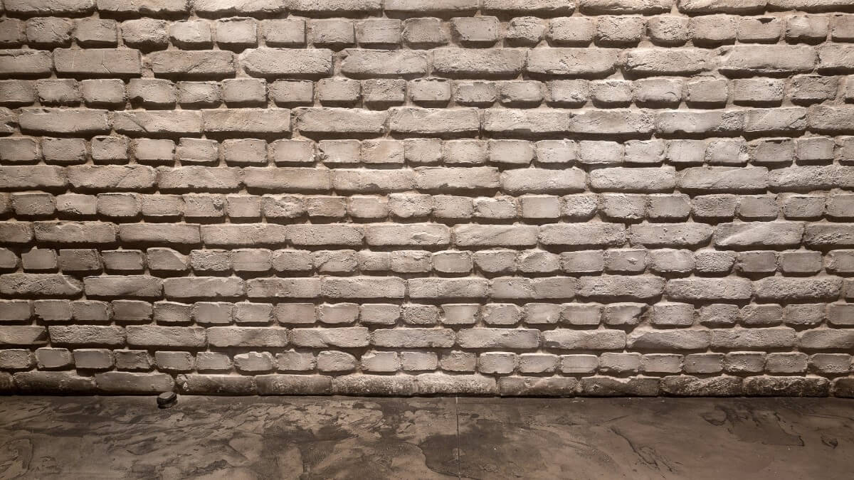 exterior brick wall panel - muros