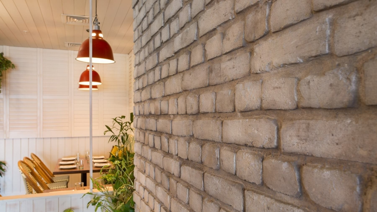 dining washboard wall panel - muros