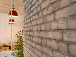 dining washboard wall panel - muros