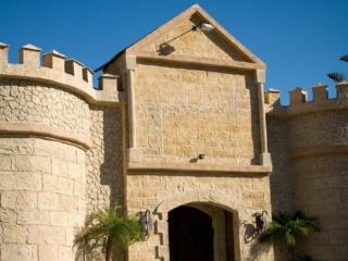 classic exterior castle stone 3m wall panel - muros