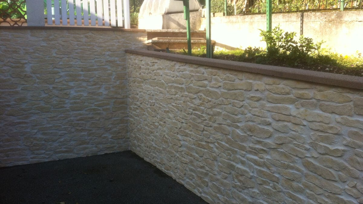 exterior architectural stone 3m wall panel - muros