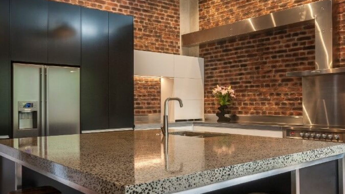 Muros Rustic Loft Brick for Residential Kitchen