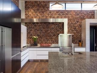 Muros Rustic Loft Brick for Residential Kitchen