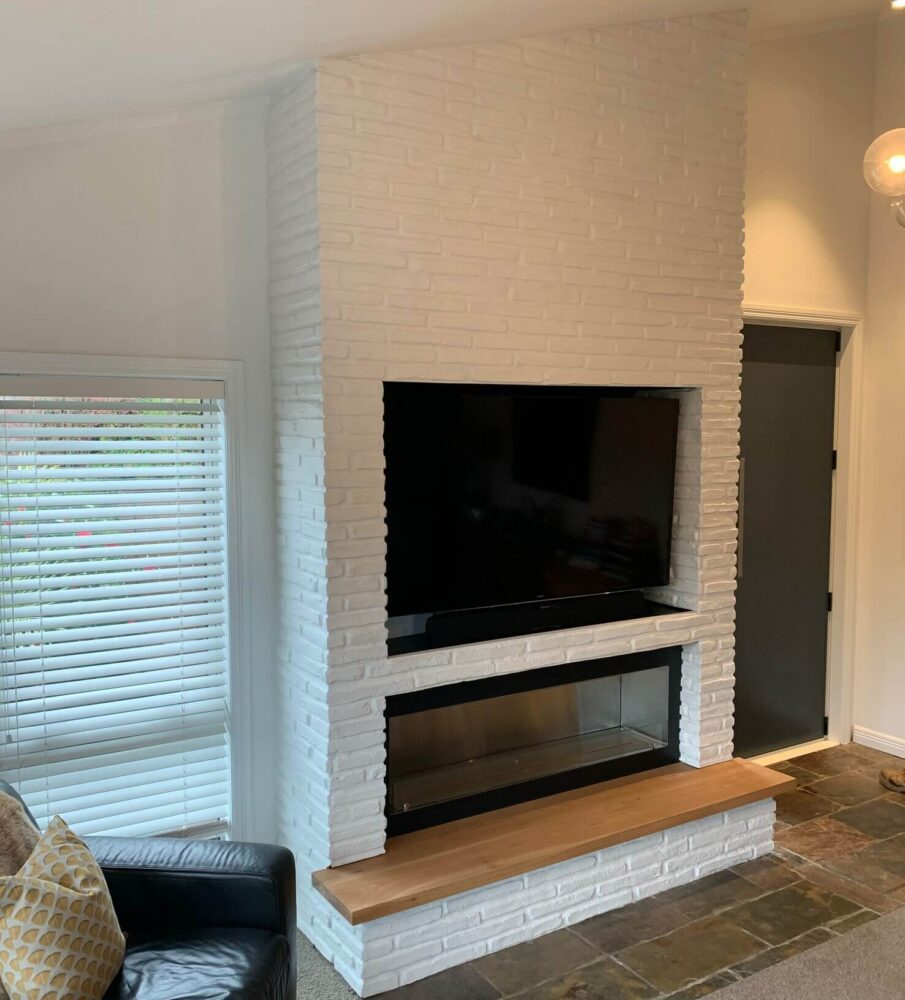 Quality Decorative Wall Panels By Muros For Cladding Residential Fireplaces